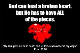 b heart 7