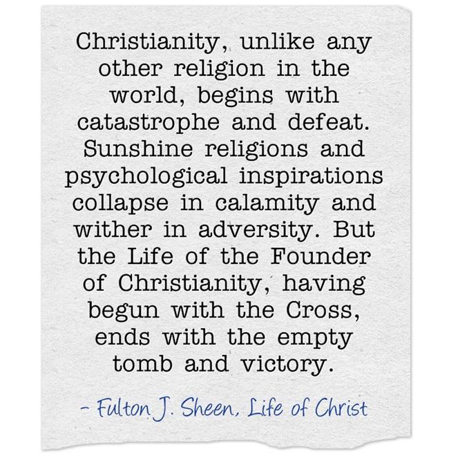 Christianity-unlike-any