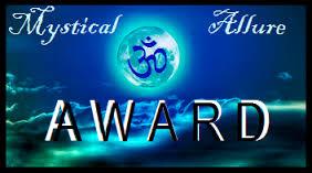 mystical allure award
