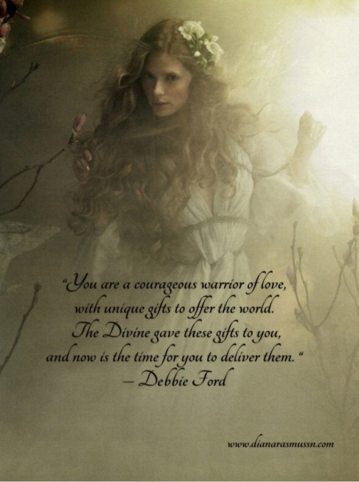 Warrior of Love