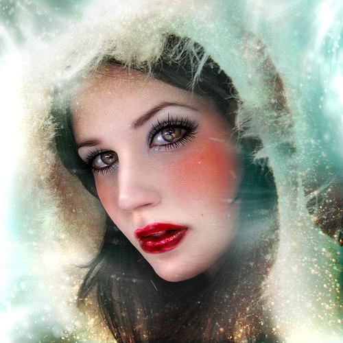 Snow White Darkness – NaPoWriMo Day 4