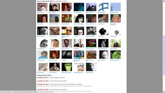 2013 Broadjam Steinberg TOP 40