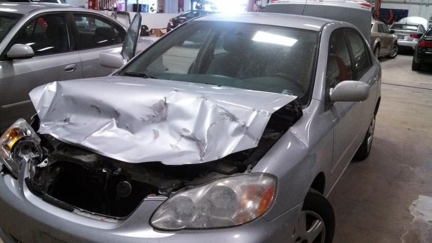 Toyota Meets 10 Point Buck