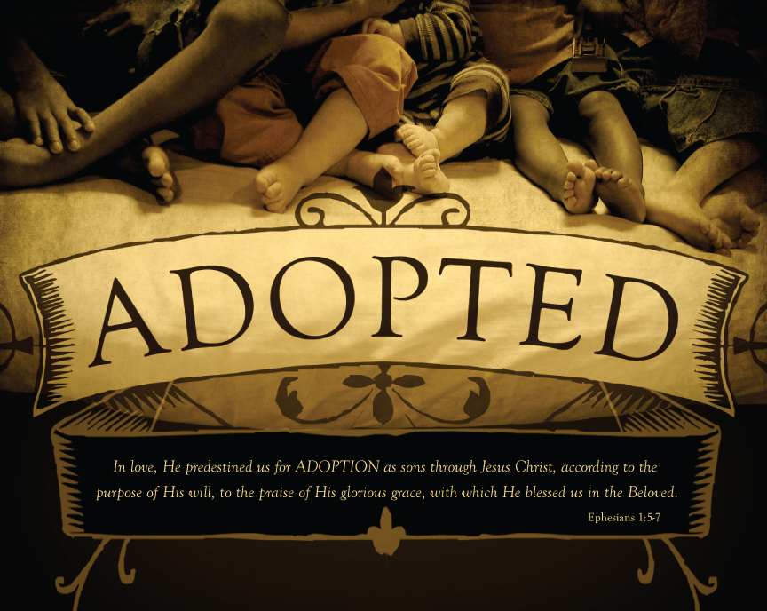 Adopted – Teen Bible Study – Prayers and Promises