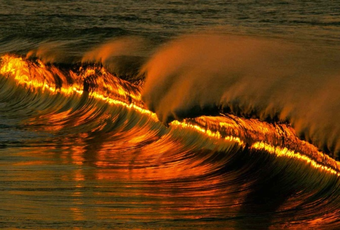 Ready for A Wave of Fire?