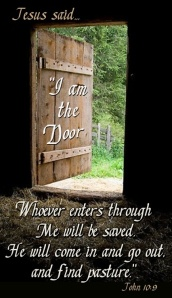 Jesus is the Door