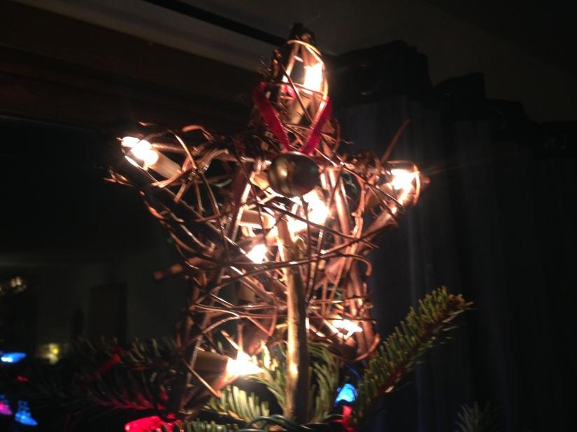 Pine Cones, Rusty Bells, Broken Snowmen, and One AntlerReindeer