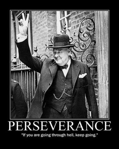 perserverance