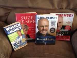books on money