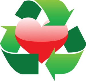 RecycleHeart