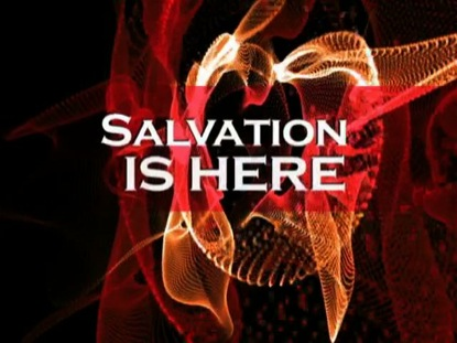 Salvation is Here – NaPoWriMo