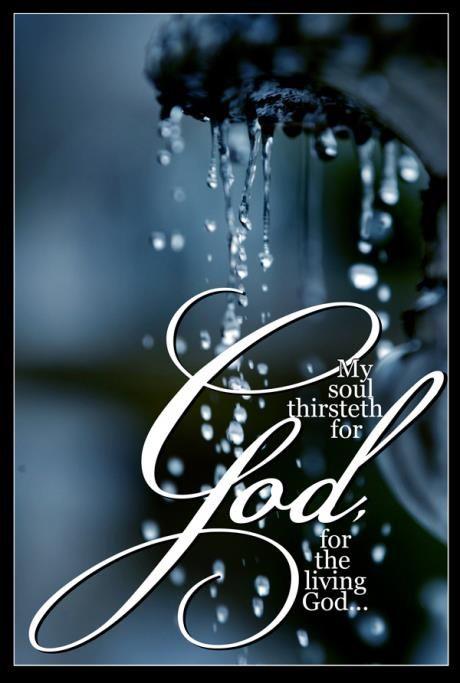 Water – Splashing Around with Daddy God