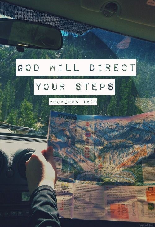 God Went Ahead to Get Things Ready for You
