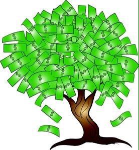 God Doesn't Plant Money Trees