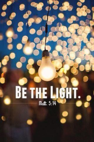 Carry the Light to the Darkness – Word from the Lord