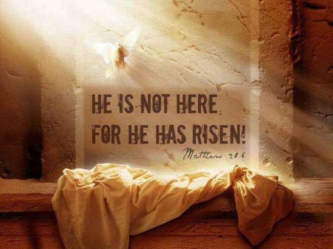 What He is Risen Means to Us