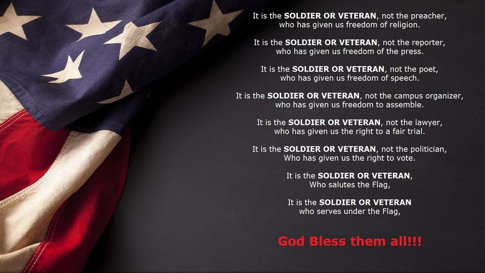 12 Inspiring Quotes For Veterans Day Prayers And Promises