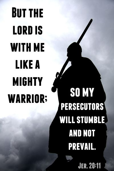 12 Heart Of A Warrior Quotes Prayers And Promises
