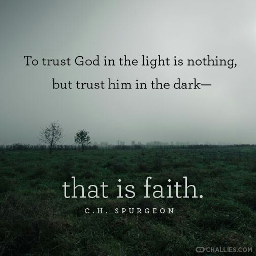 Image of: Comfort Today Am Learning To Trust God In The Inbetween Places He Said He Would Heal Might Have To Give Him Minute He Said He Would Protect Me Trust In The Lord Quotes Prayers And Promises