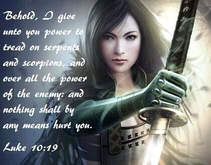 10 Spiritual Battle Quotes For Real Warriors Prayers And Promises