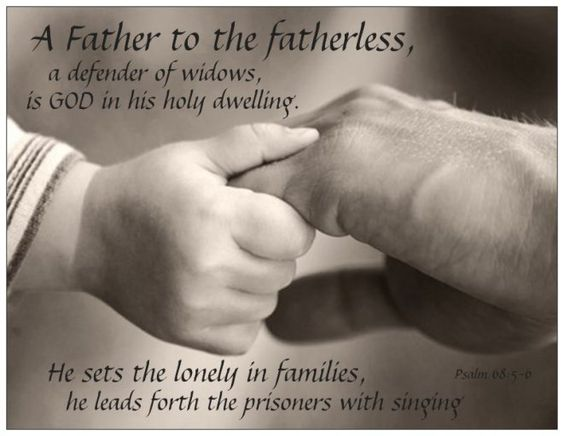 father to the fatherless