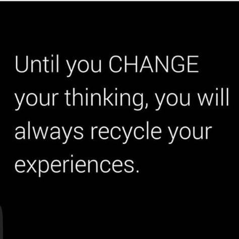 change thinking