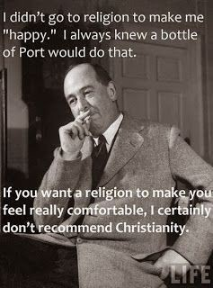 Famous Quotes by C.S. Lewis in Pictures