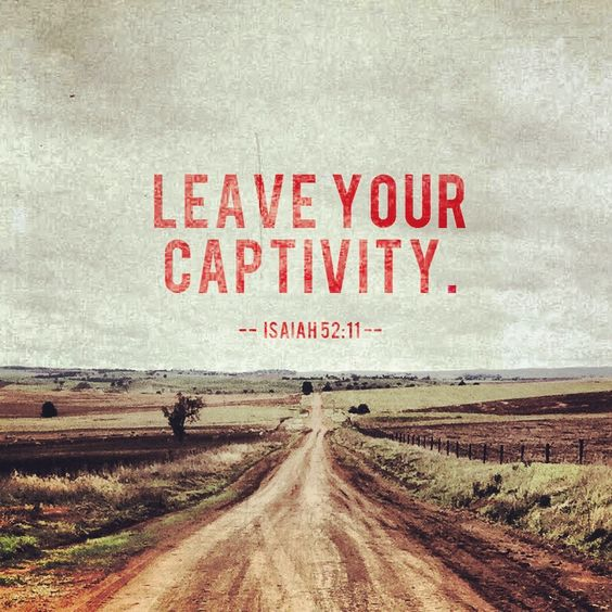 leave captivity