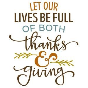 Thankful Quotes For Thanksgiving Prayers And Promises