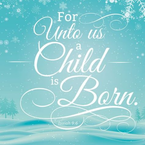 child is born