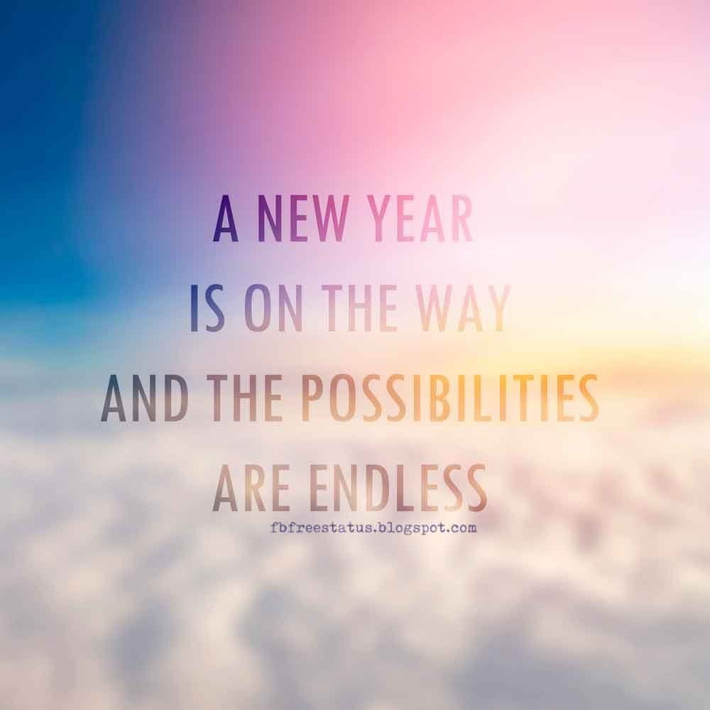Positive New Year Quotes 2018: 12 Inspirational Quotes To Bring In The New Year Of 2018