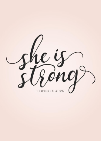 15 Inspirational Quotes For Strong Women Prayers And Promises