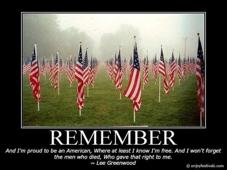Memorial day 8